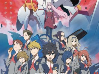 Darling in the Franxx Reveals Main Visual