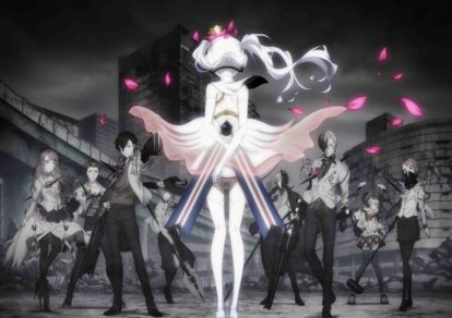 Anime Caligula Visual