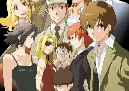 Baccano! Anime Series