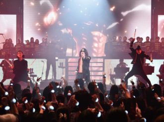 Attack on Titan and Linked Horizon Tie-Up Concert Report