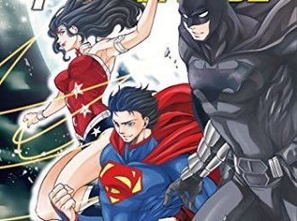 DC Heroes Become Manga in Batman and the Justice League Volume 1