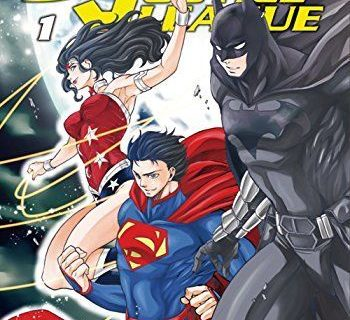 Batman and the Justice League Volume 1 Manga