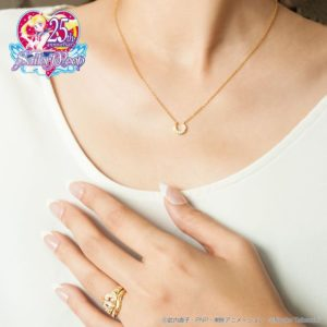 Pretty Guardian Sailor Moon and U-Treasure Collaboration Necklace | Anime | Merchandise