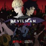 Devilman Crybaby Anime Visual