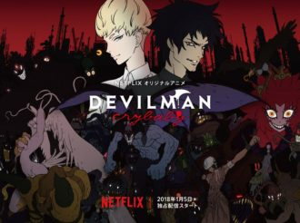 Devilman Crybaby Releases New Trailer, Visual, Additional Cast, Streaming Date, and More