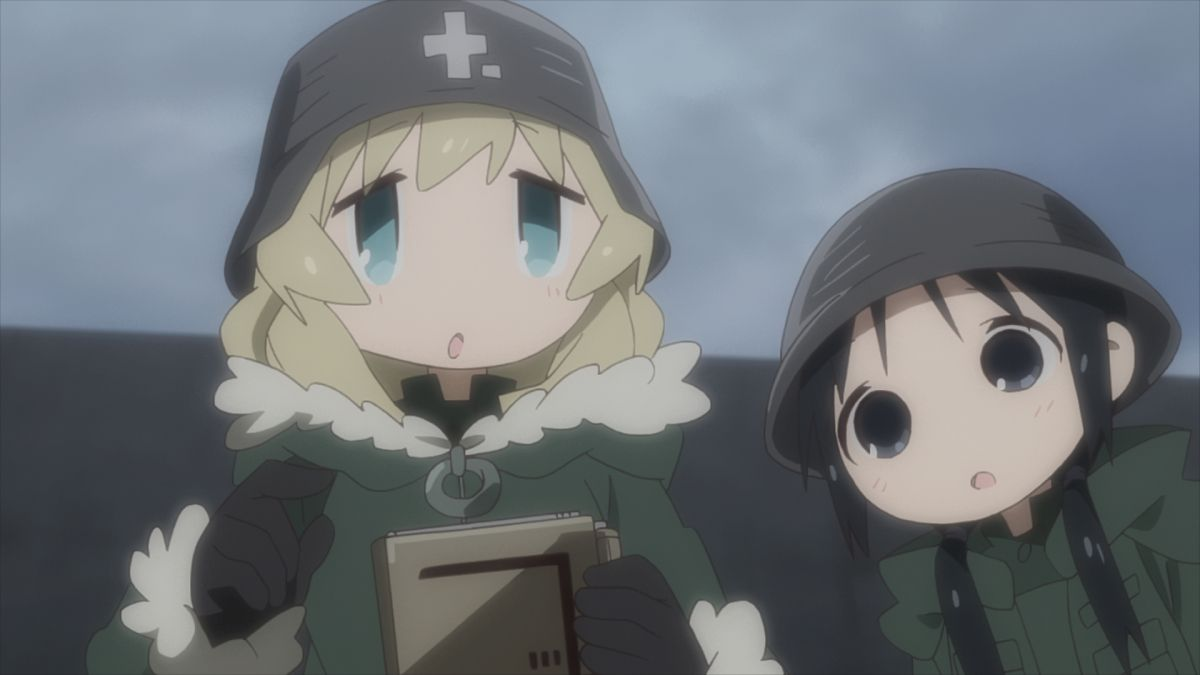 Girls' Last Tour Episode 8 Official Anime Screenshot