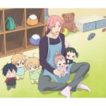 TV Anime Gakuen Babysitters Official Anime Screenshot
