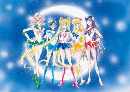 Naoko Takeuchi's Pretty Guardian Sailor Moon