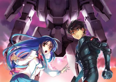 Anime Movie Full Metal Panic Boy Meets Girl | Visual