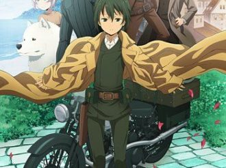 Kino's Journey -The Beautiful World- The Animated Series Episode 8 Review: Country of Radio Waves