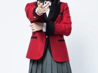 Minami Hamabe Cast As Yumeko in Kakegurui Live Action Series