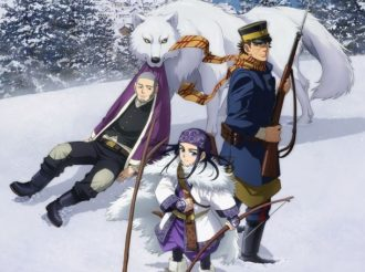 Golden Kamuy Reveals Main Cast and Key Visual