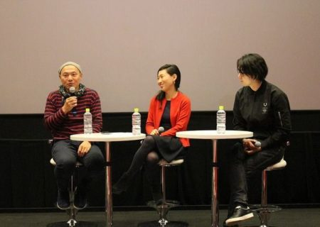 Director Masaaki Yuasa Talks About Everything From Mind Game to Devilman Crybaby | From the New Chitose Airport International Animation Festival 2017 in Hokkaido