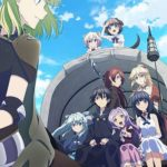 Death March to the Parallel World Rhapsody Anime Visual