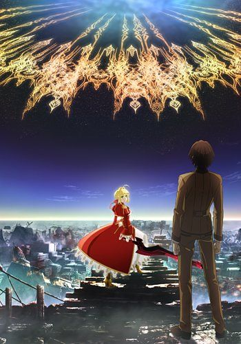 Fate/Extra Last Encore Anime Visual