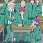The Disastrous Life of Saiki K. S2 Anime Visual