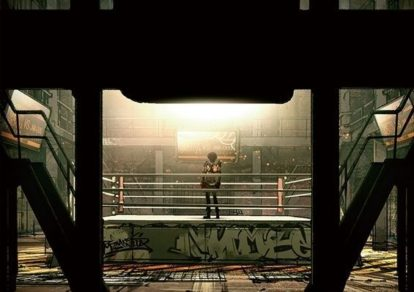 TV Anime | Megalobox | Key Visual