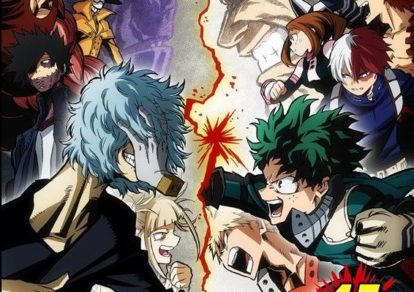 TV Anime | My Hero Academia 3rd Season | Key Visual