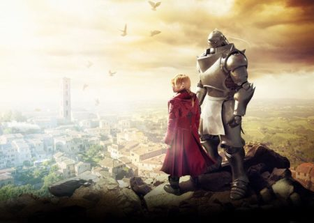 live action adaptation of Fullmetal Alchemist