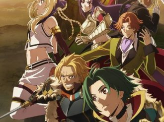 TV Anime Record of Grancrest War Reveals Ending Song