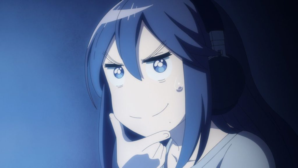Moriko from anime Recovery of an MMO Junkie