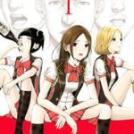 Jasmine Gu's Back Street Girls Manga Vol.1