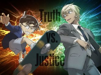 Upcoming Detective Conan Movie Reveals Trailer and Teaser