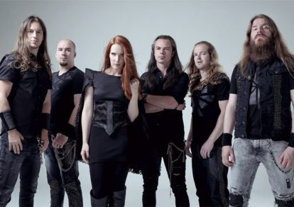 Metal Band EPICA