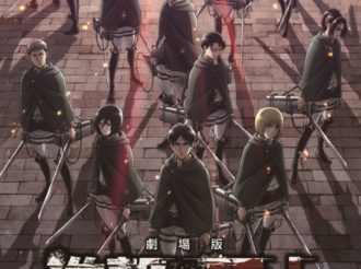 Attack on Titan Celebrates Movie With Collab Cafe in Ikebukuro