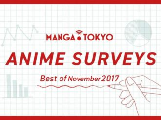 MT Anime Surveys: Best of November 2017