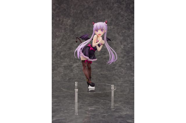 New Game!! 1/7 scale figure Aoba Suzukaze (little devil ver.) | Anime | Japan