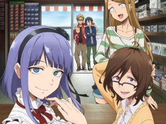 Dagashi Kashi 2 & Takunomi. Reveal Visuals, PVs, Event Announcement, and More