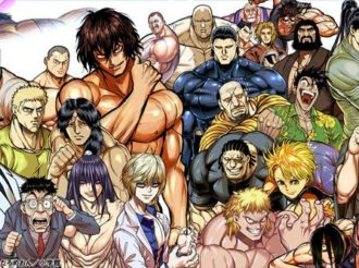 Choose Your Fighter: Kengan Ashura Anime Announced