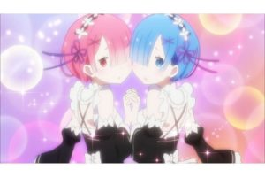 Anime Re: Zero Starting Life in Another World.