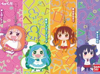 Preorder Umaru-chan R – SisterS Colorful Rubber Mascot Set