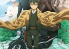 Kino's Journey Anime Visual
