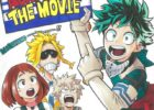 Kohei Horikoshi's original illustration. | My Hero Academia The Movie | Anime