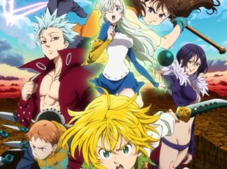 Seven Deadly Sins 2 Releases Trailer, Anly to Sing Ending Theme