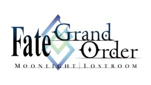 Fate/ Grand Order -Moonlight/ Lost Room- Logo