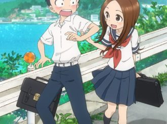 Karakai Jouzu no Takagi-san Shows Off Sweet Teasing in Anime Trailer