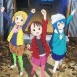 Mitsuboshi Colors Anime Visuals