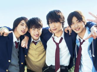 Live Action Movie Nijiiro Days to Screen in Japan in July 2018