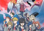 Darling in the Franxx Anime Poster