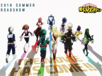 My Hero Academia Reveals Movie Visual and Teaser for Season 3