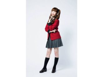 Kakegurui's Mary to be Played by Twin-Tailed Beauty Aoi Morikawa
