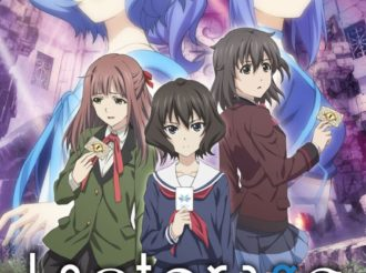 Spring 2018 Anime Lostorage conflated WIXOSS Reveals Visual