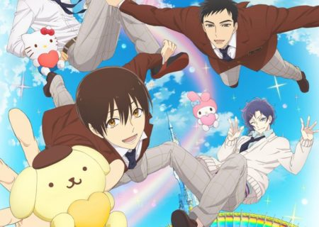 Sanrio Boys Key Visual | Anime