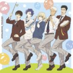 Sanrio Boys Opening Theme CD Jacket | Anime
