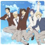 Sanrio Boys Ending Theme CD Jacket | Anime