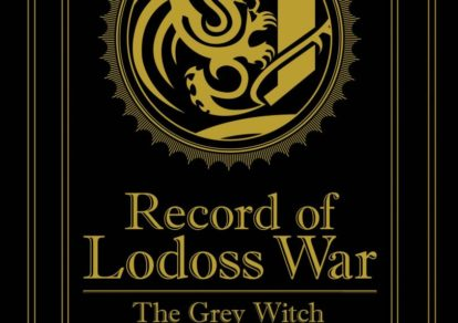 Manga | Record of Lodoss War The Grey Witch (Gold Edition)